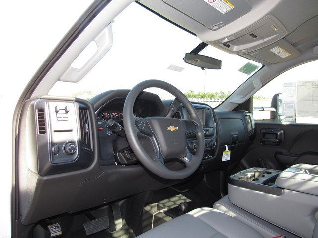 2018 Silverado 3500 Regular Cab DRW 4x4,  Knapheide Platform Body #MH3952 - photo 13