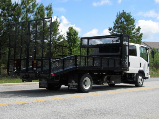 2018 LCF 4500HD Crew Cab 4x2,  PJ's Dovetail Landscape #MH4166 - photo 2