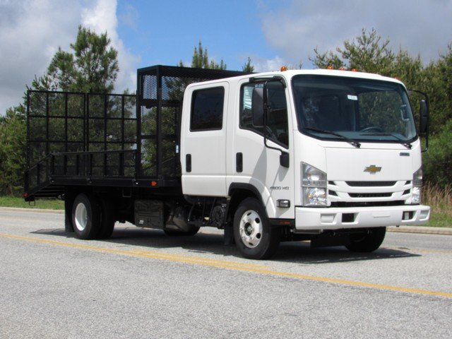 2018 LCF 4500HD Crew Cab 4x2,  PJ's Dovetail Landscape #MH4166 - photo 3