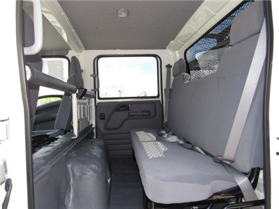 2018 LCF 4500HD Crew Cab 4x2,  PJ's Platform Body Dovetail Landscape #MH4166 - photo 13