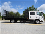 2018 LCF 4500HD Crew Cab 4x2,  PJ's Platform Body Dovetail Landscape #MH4166 - photo 11