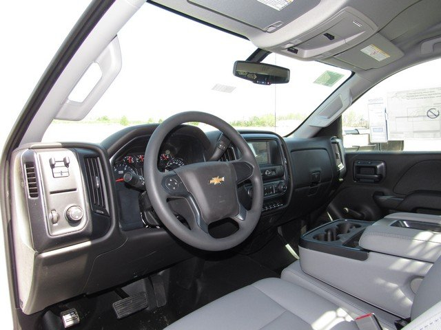 2018 Silverado 3500 Regular Cab DRW 4x2,  Knapheide Platform Body #MH4311 - photo 12