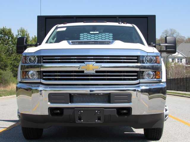 2018 Silverado 3500 Regular Cab DRW 4x2,  Knapheide Platform Body #MH4311 - photo 3