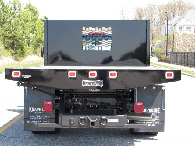 2018 Silverado 3500 Regular Cab DRW 4x2,  Knapheide Platform Body #MH4311 - photo 8