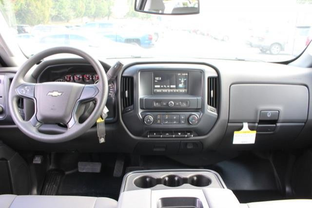 2018 Silverado 3500 Crew Cab DRW 4x4,  Service Body #MH4762 - photo 10