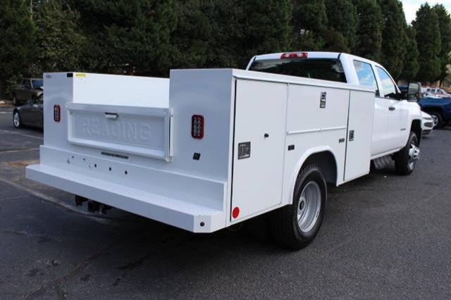 2018 Silverado 3500 Crew Cab DRW 4x4,  Service Body #MH4762 - photo 2
