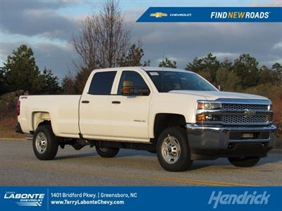 2019 Silverado 2500 Crew Cab 4x4,  Pickup #MI4968 - photo 1