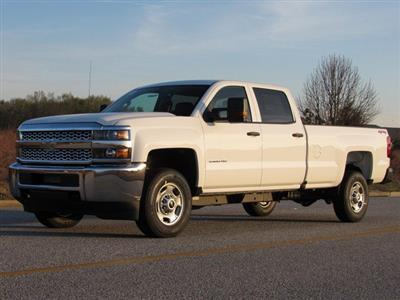 2019 Silverado 2500 Crew Cab 4x4,  Pickup #MI4968 - photo 5