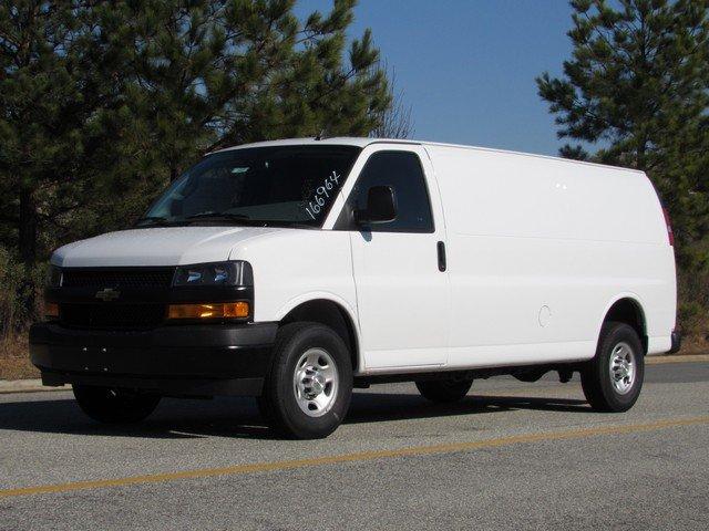 2019 Express 2500 4x2,  Adrian Steel Upfitted Cargo Van #MI5013 - photo 5