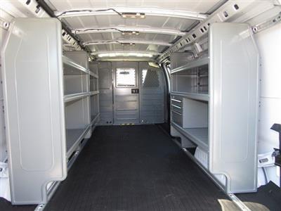 2019 Express 2500 4x2,  Adrian Steel General Service Upfitted Cargo Van #MI5013 - photo 2