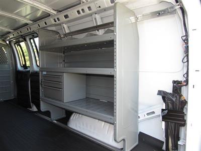 2019 Express 2500 4x2,  Adrian Steel General Service Upfitted Cargo Van #MI5013 - photo 11
