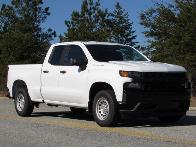 2019 Silverado 1500 Double Cab 4x2,  Pickup #MI5078 - photo 3