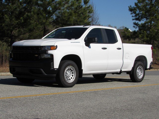 2019 Silverado 1500 Double Cab 4x2,  Pickup #MI5078 - photo 5