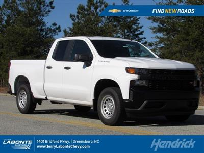 2019 Silverado 1500 Double Cab 4x2,  Pickup #MI5078 - photo 1