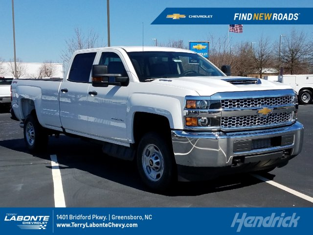 2019 Silverado 2500 Crew Cab 4x4,  Pickup #MI5111 - photo 1