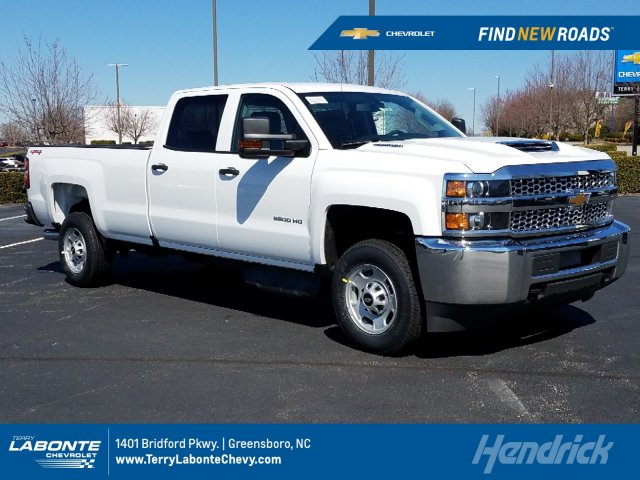 2019 Silverado 2500 Crew Cab 4x4,  Pickup #MI5159 - photo 1