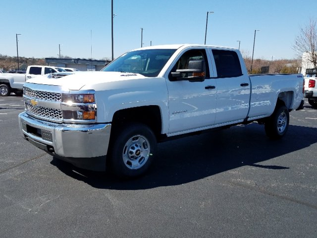 2019 Silverado 2500 Crew Cab 4x4,  Pickup #MI5159 - photo 7