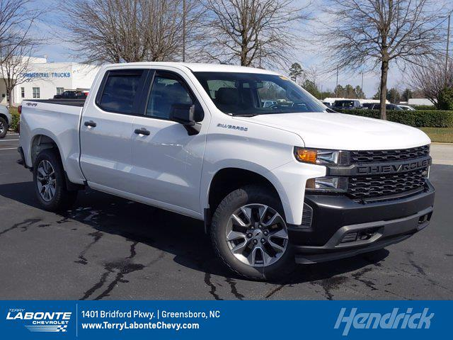 2019 Silverado 1500 Crew Cab 4x4,  Pickup #MI5193 - photo 1