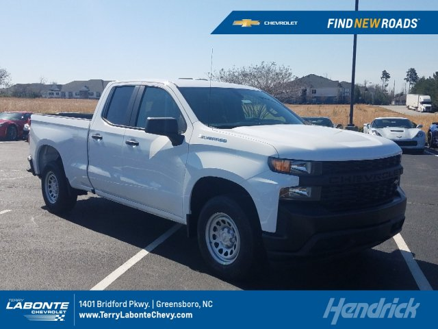 2019 Silverado 1500 Double Cab 4x2,  Pickup #MI5373 - photo 1