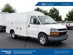 2019 Chevrolet Express 3500 4x2,  Knapheide Service Utility Van #MI5908 - photo 1