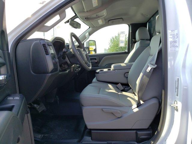 2019 Silverado Medium Duty Regular Cab DRW 4x2, Freedom Workhorse Platform Body #MI5978 - photo 11