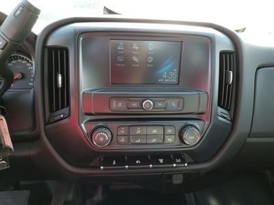2019 Silverado Medium Duty Regular Cab DRW 4x2, Freedom Workhorse Platform Body #MI5978 - photo 17