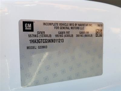 2019 Express 3500 4x2, Unicell Aerocell Cutaway Van #MI6421 - photo 28