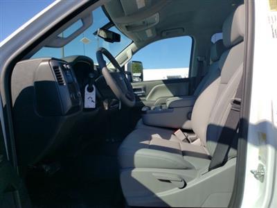 2019 Silverado 2500 Double Cab 4x2, Knapheide Steel Service Body #MI6437 - photo 14