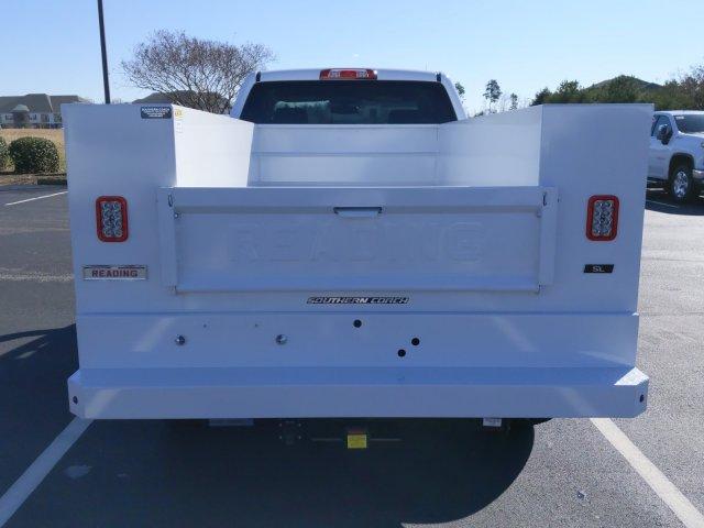 2019 Chevrolet Silverado 2500 Double Cab 4x2, Reading SL Service Body #MI6491 - photo 4