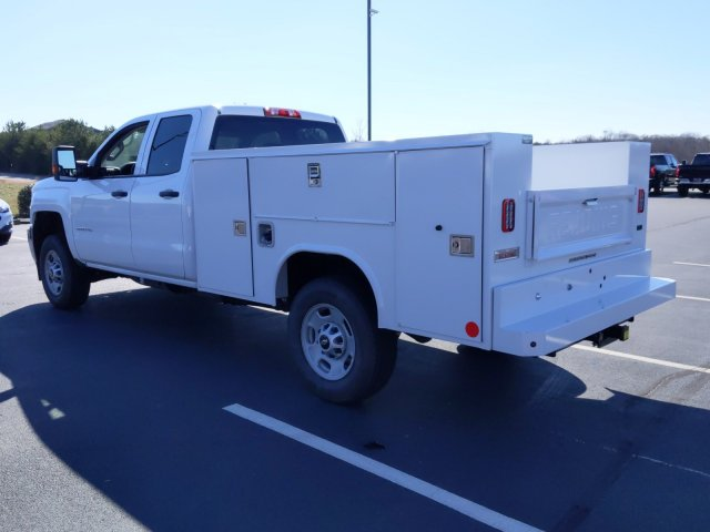 2019 Chevrolet Silverado 2500 Double Cab 4x2, Reading SL Service Body #MI6491 - photo 5