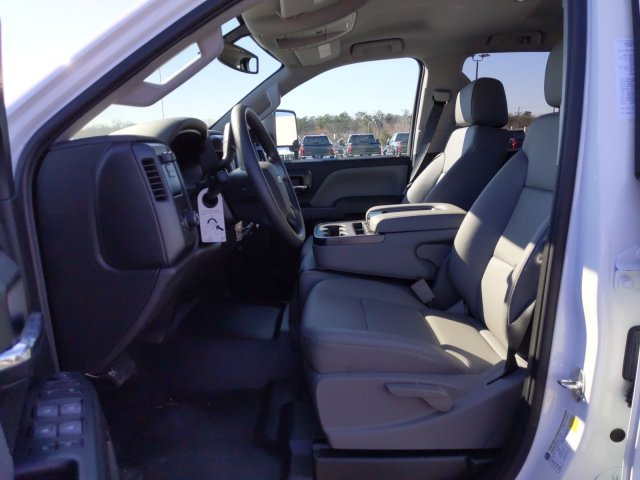 2019 Silverado 2500 Double Cab 4x2, Reading SL Service Body #MI6491 - photo 11