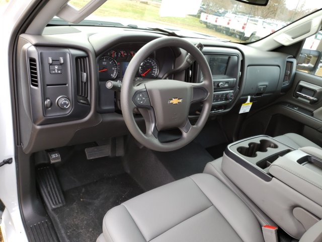 2019 Silverado 2500 Double Cab 4x2, Reading SL Service Body #MI6635 - photo 13