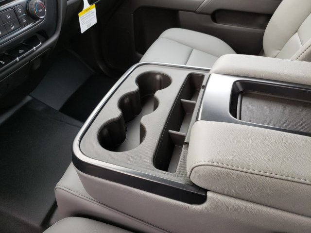 2019 Silverado 2500 Double Cab 4x2, Reading SL Service Body #MI6635 - photo 19