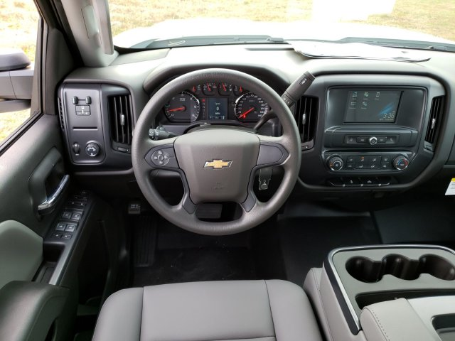 2019 Silverado 2500 Double Cab 4x2, Reading SL Service Body #MI6635 - photo 22
