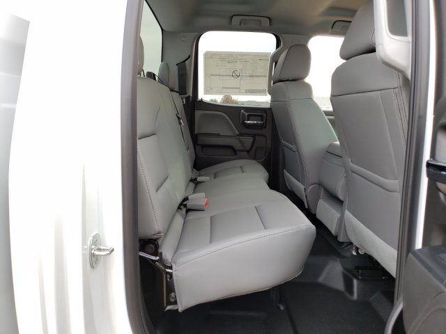 2019 Silverado 2500 Double Cab 4x2, Reading SL Service Body #MI6635 - photo 28