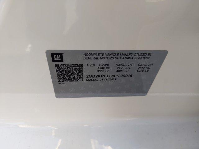 2019 Silverado 2500 Double Cab 4x4, Knapheide Steel Service Body #MI7120 - photo 33