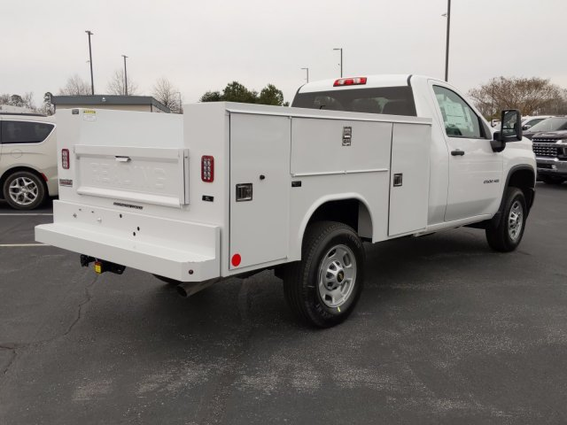 2020 Silverado 2500 Regular Cab 4x2, Reading Service Body #MJ7187 - photo 1