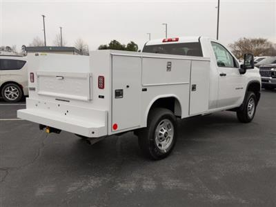 2020 Silverado 2500 Regular Cab 4x2, Reading SL Service Body #MJ7187 - photo 2