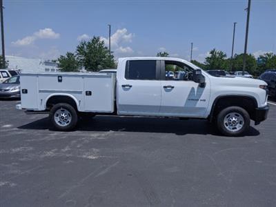 2020 Chevrolet Silverado 2500 Crew Cab 4x2, Knapheide Steel Service Body #MJ7632 - photo 3