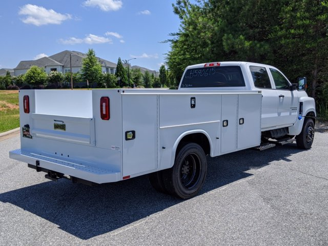 2020 Chevrolet Silverado Medium Duty Crew Cab DRW 4x2, Knapheide Service Body #MJ7671 - photo 1