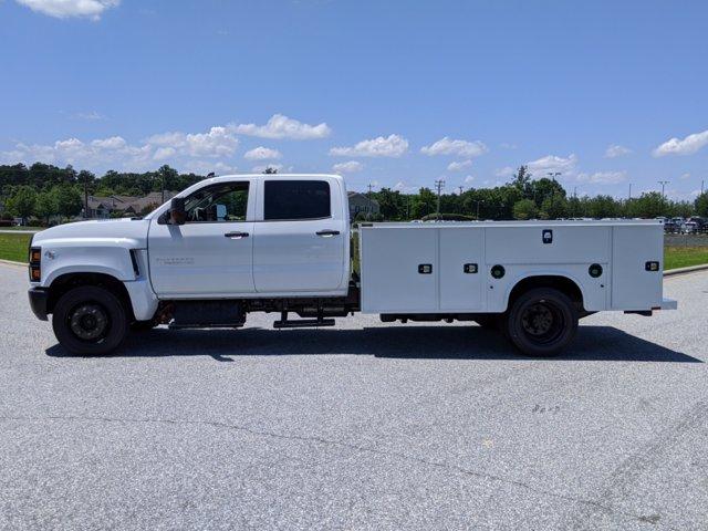 2020 Chevrolet Silverado Medium Duty Crew Cab DRW 4x2, Knapheide Steel Service Body #MJ7671 - photo 6