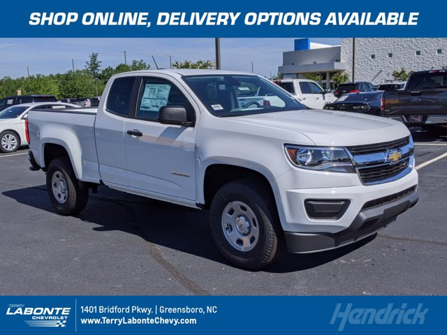 2020 Chevrolet Colorado Extended Cab RWD, Pickup #MJ7829 - photo 1