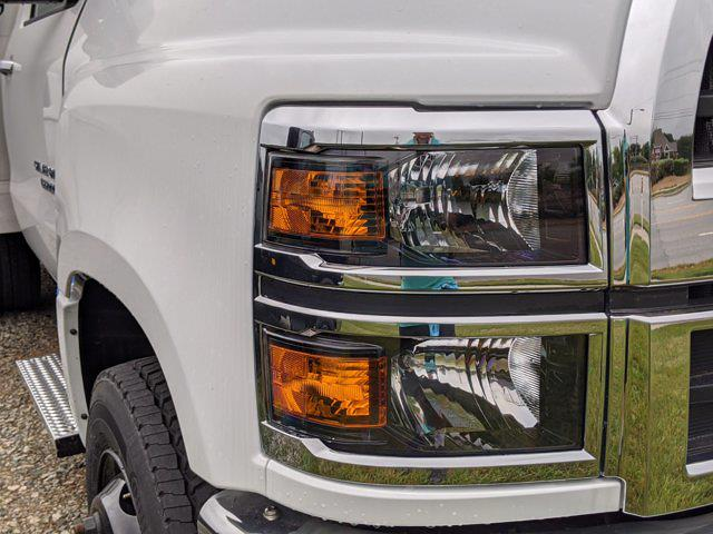 2020 Silverado Medium Duty Regular Cab DRW 4x2,  Platform Body #MJ8192 - photo 28