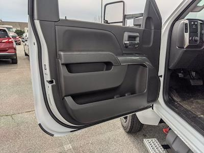 2020 Silverado Medium Duty Regular Cab DRW 4x2,  Platform Body #MJ8192 - photo 11
