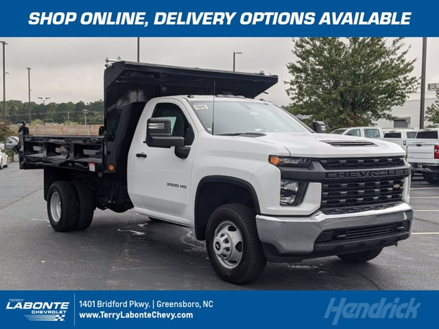 2020 Chevrolet Silverado 3500 Regular Cab DRW RWD, Freedom Dump Body #MJ8269 - photo 1