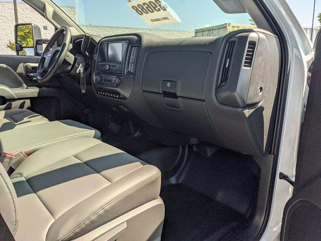2020 Chevrolet Silverado Medium Duty Regular Cab DRW 4x4, PJ's Landscape Dump #MJ8513 - photo 29