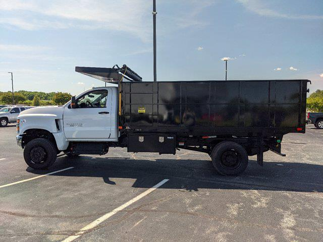 2020 Chevrolet Silverado Medium Duty Regular Cab DRW 4x4, PJ's Landscape Dump #MJ8513 - photo 6