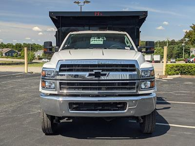 2020 Chevrolet Silverado Medium Duty Regular Cab DRW 4x4, PJ's Landscape Dump #MJ8513 - photo 8
