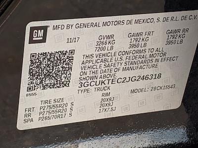 2018 Silverado 1500 Crew Cab 4x4,  Pickup #ZP5480 - photo 47