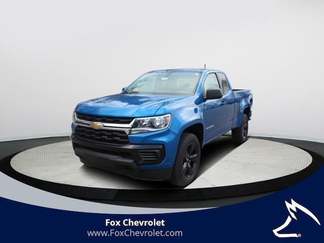 2021 Chevrolet Colorado Extended Cab 4x4, Pickup #21180 - photo 1